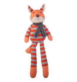 """Organic Farm Buddies Frenchy Fox 14"""" Plush Toy"""