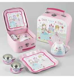 Floss & Rock Floss & Rock Tin Tea Set