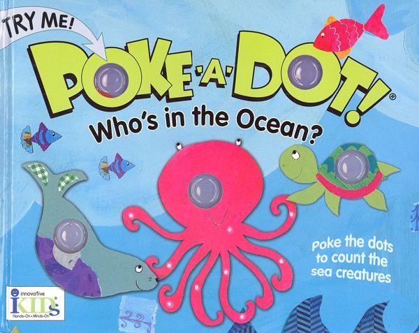 Poke A Dot Book