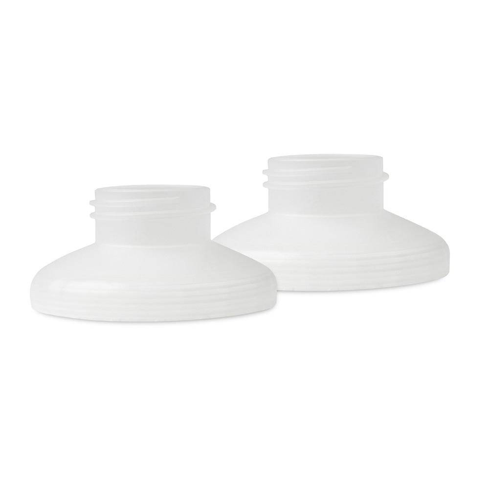 Olababy Olababy Gentle Bottle Breast Pump Adapter 2 Pack