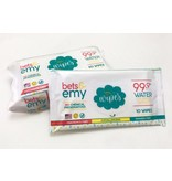 WaterPura Bets and Emy WaterPura Wipes