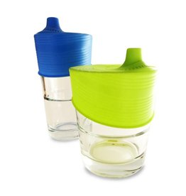 Silikids Silikids Universal SippyTop - 2 Pack