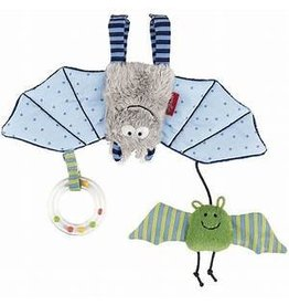Sigikid Sigikid Baby Bat with Activity Toys