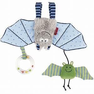 Sigikid Sigikid Baby Bat with Activity Toys