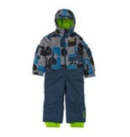 O'Neill O'Neill Powder suit Blue wing teal 3T