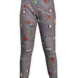 Hot Chillys Hot Chillys pantalon thermal Robots