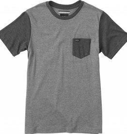 RVCA RVCA Change up Knit t-shirt gris