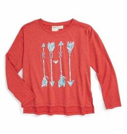Roxy Roxy Feathertail t-shirt