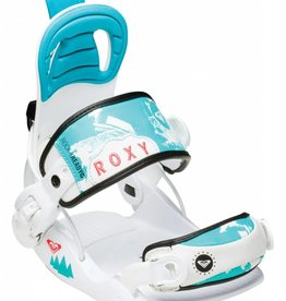 Roxy Snowboards Roxy Rock-it Ready XS fixations