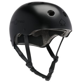 Pro-Tec Pro-Tec Classic certifie casque noir satin