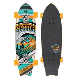 Sector9 Sector 9 Wave Park complete
