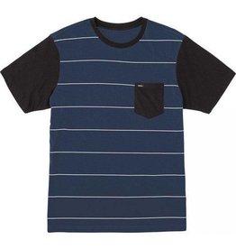 RVCA RVCA Change up Knit t-shirt marine