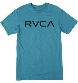 RVCA RVCA Big RVCA t-shirt bleu