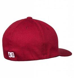 DC DC Star casquette enfant (4-7ans) flexfit rouge