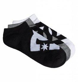 DC DC Suspention pqt.3 chaussettes (10-13 homme)