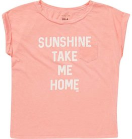 Billabong Billabong Take me home t-shirt
