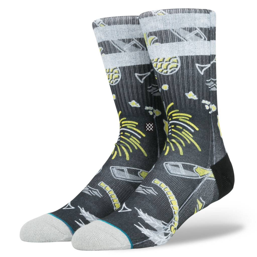 Stance Stance Resolution chaussettes hommes ...