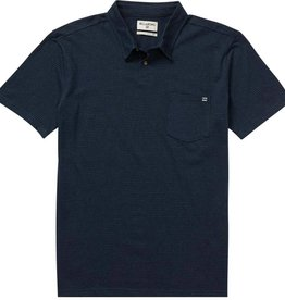 Billabong Billabong Standard issue polo marine