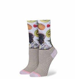 Stance Stance Kiwi chaussettes filles
