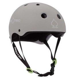 Pro-Tec Pro-Tec Classic certifie casque gris pale