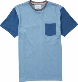 Billabong Billabong Zenith t-shirt bleu