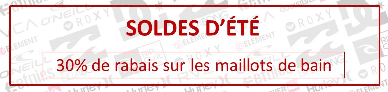 solde maillots