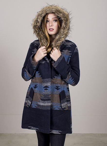 BB Dakota - Dalley Tribal Coat