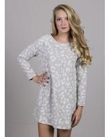 BuddyLove - Alpine Leopard Dress