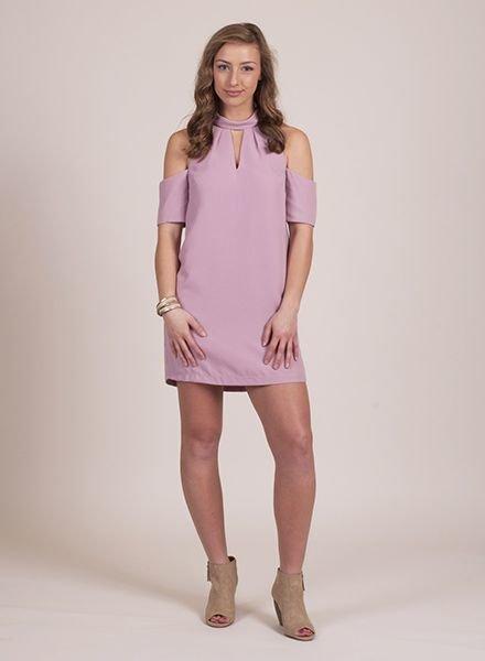 Mellie - Cold Shoulder Dress