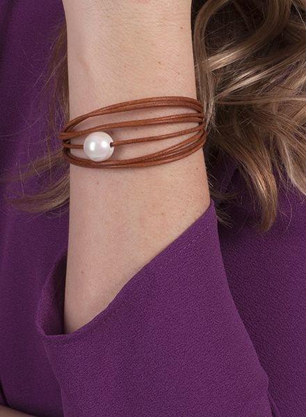 Ann Paige - Brantley Pearl Bracelet