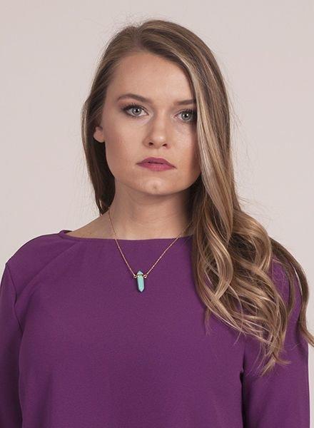 Ann Paige - Kate Pendant Necklace