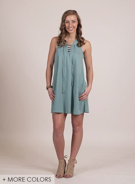 Z Supply - All Tied Up Dress