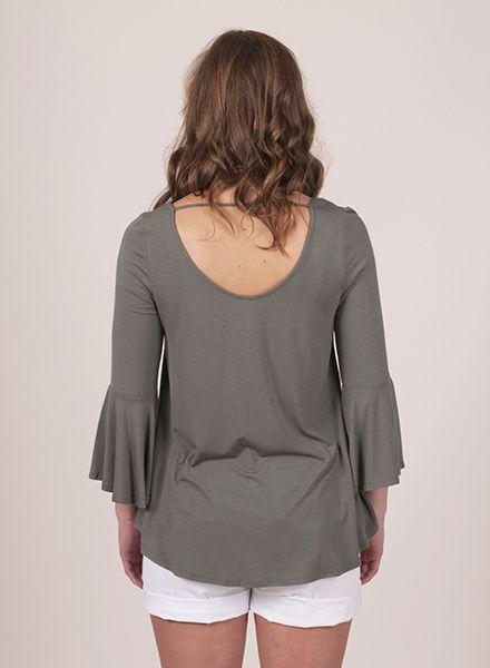 Rhiannon Bell Sleeve Top