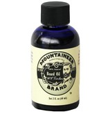 Mountaineer Brand Beard Oil 2oz, WV Timber