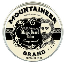 Mountaineer Brand Magic Beard Balm 2oz, Original