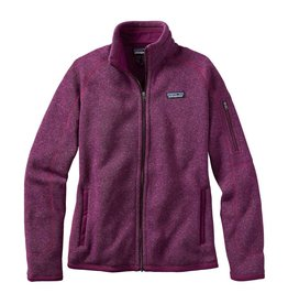 Patagonia Patagonia W's Better Sweater Jacket, Violet Red