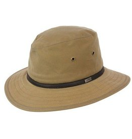 BC Hats Portland Rain Hat, Tan