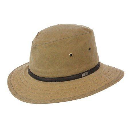 BC Hats Portland Rain Hat, Tan