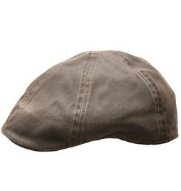 BC Hats Merrik Newsboy Cap, Brown
