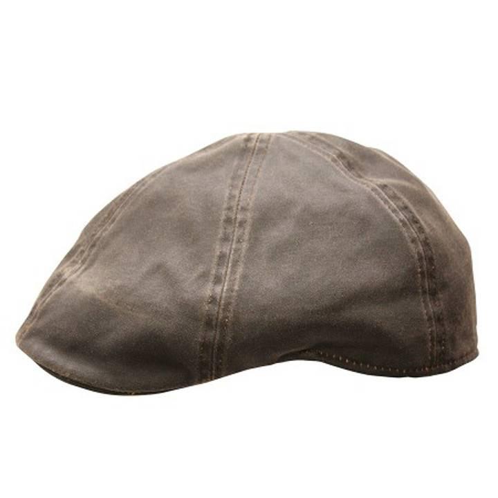 BC Hats Merrik Newsboy Cap, Brown
