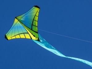 Prism Designs Inc. MANTIS SINGLE LINE KITE MOJITO