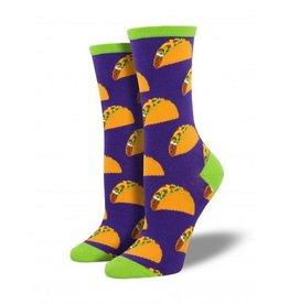 Socksmith W's Tacos, Purple