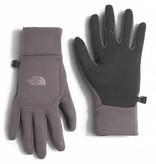 The North Face W's Etip Glove, Rabbit Grey/Rabbit Grey