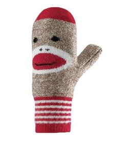Liberty Mountain Monkey Mittens Kids Large
