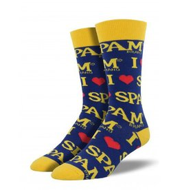 Socksmith M's SPAM, Blue