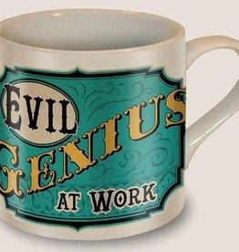 Trixie & Milo Mug Evil Genius