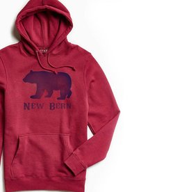 S.L. Revival Co. New Bern Bear Hoodie