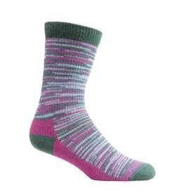 Farm to Feet Women's Large Bend Crew Socks, Sycamore