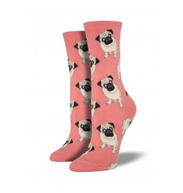 Socksmith W's Pugs, Peach