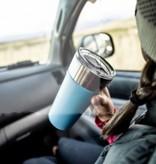 AVEX 20oz Brew Insulated Pint Glass, Slate